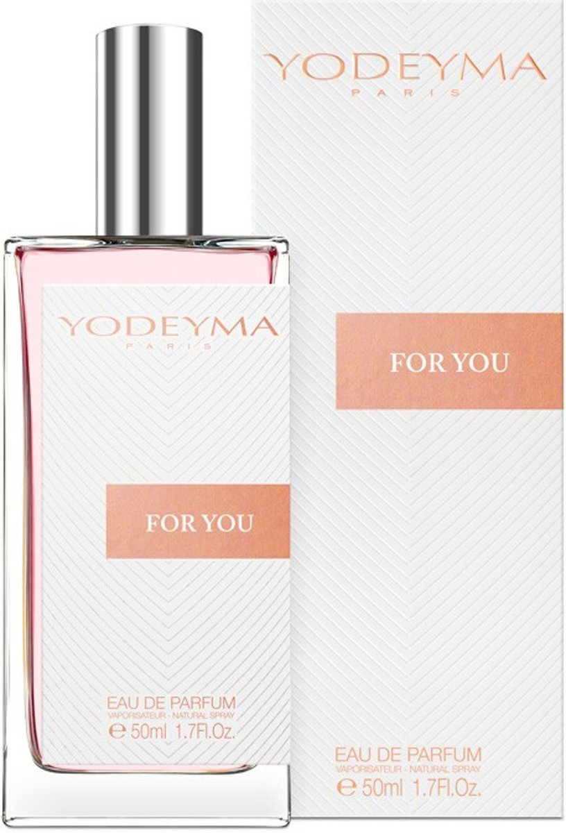 Yodeyma For You 50 ml Gratis verzending
