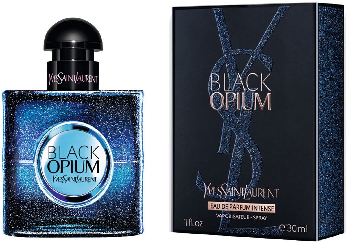 YSL Black Opium Intense For Women Edp Spray 30ml