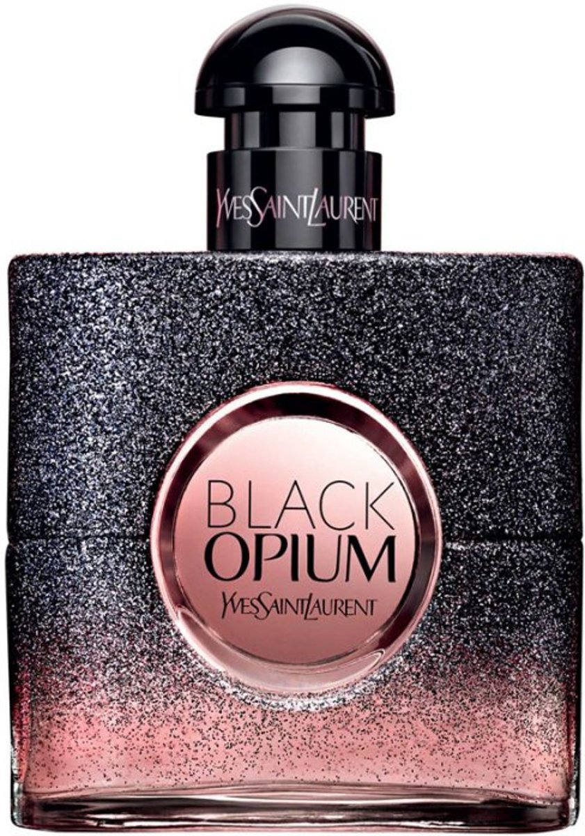 YSL Black Opium Floral Shock Edp Spray 90 ml
