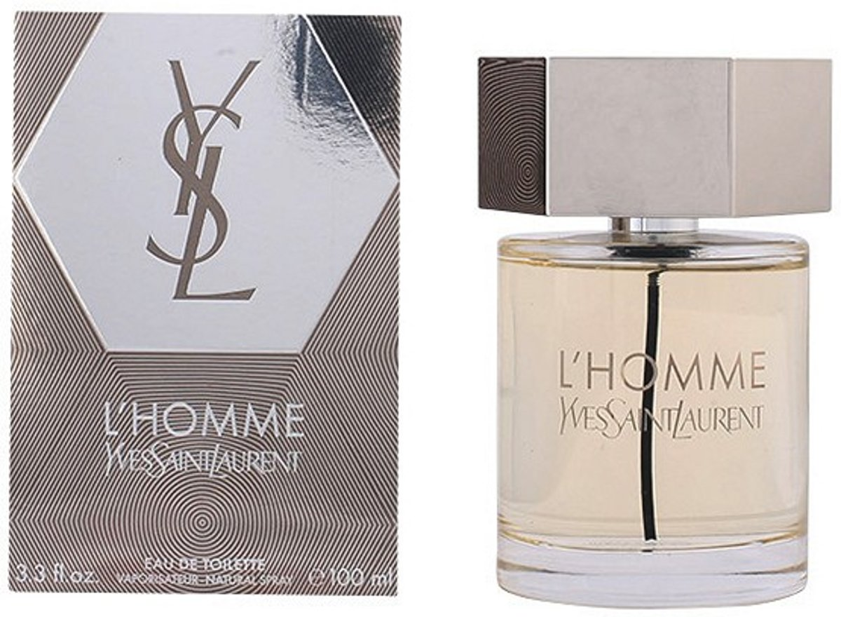 YSL LHOMME eau de toilette spray 40 ml