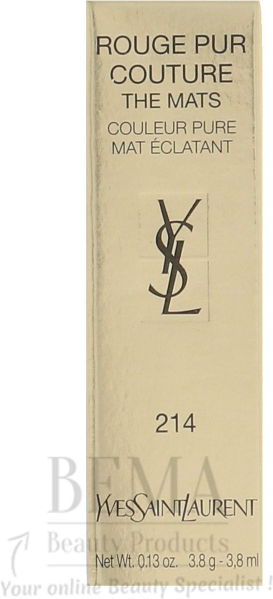 YSL Rouge Pur Couture The Mats Lipstick 3.5 gr