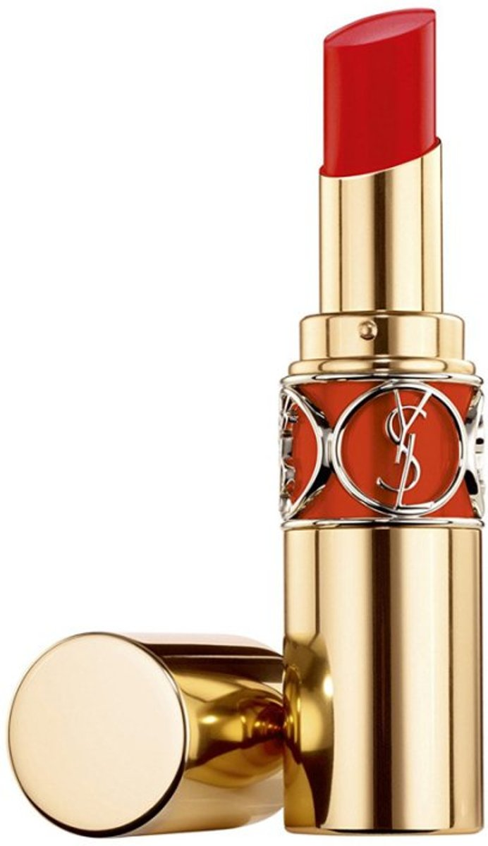 YSL Rouge Volupte Shine Ready To Care & Lip Colour 4.5 gr
