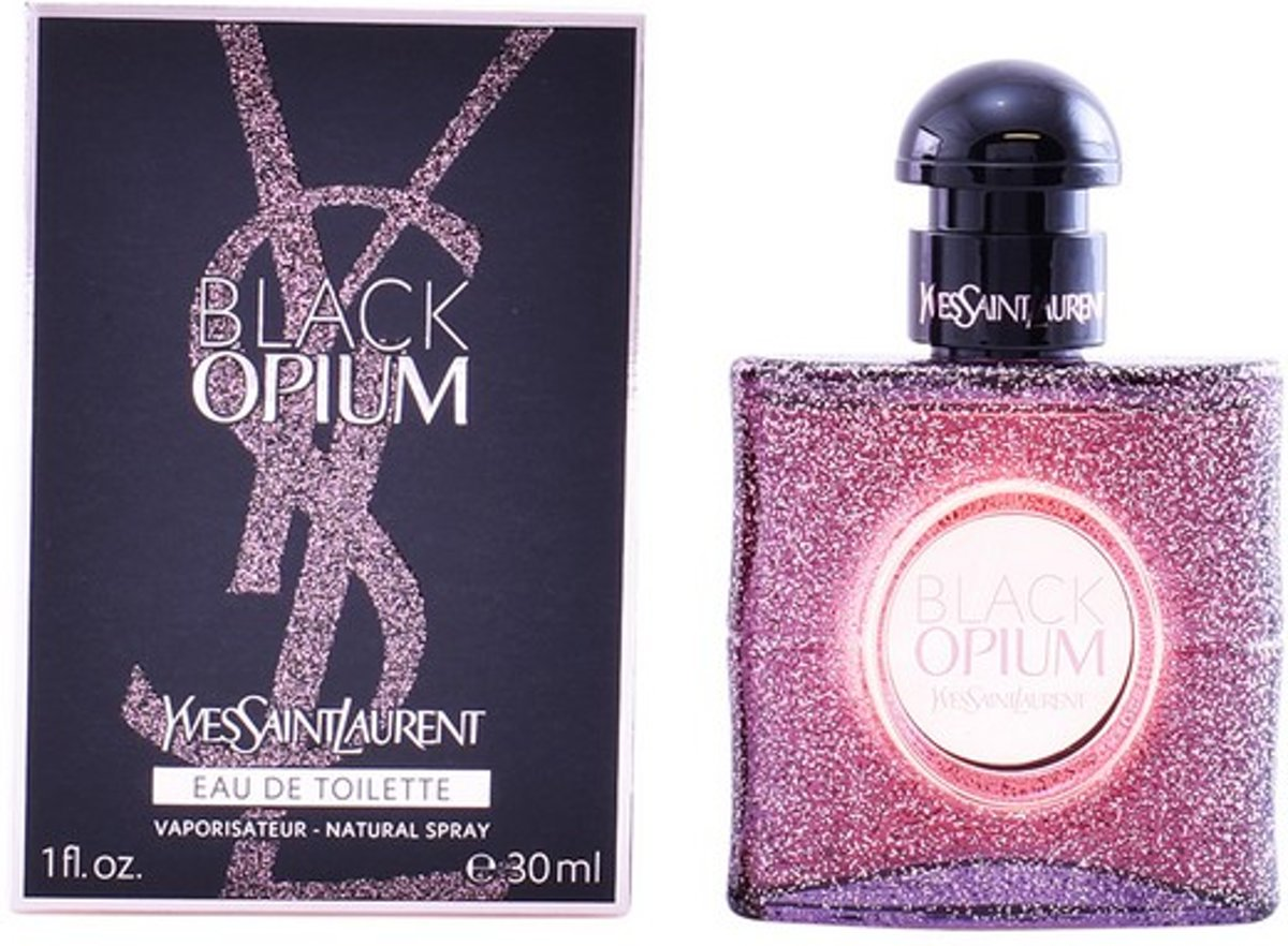 Ysl black opium edt 30 ml spray