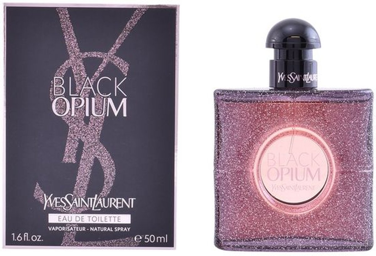 Yves Saint Laurent Black .Opium Glowing Eau de Toilette Spray 50 ml