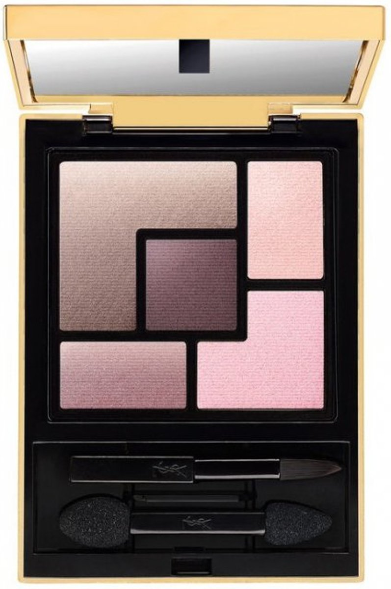 Yves Saint Laurent Couture Eye Palette Oogschaduw 1 st - 07 - Parisienne