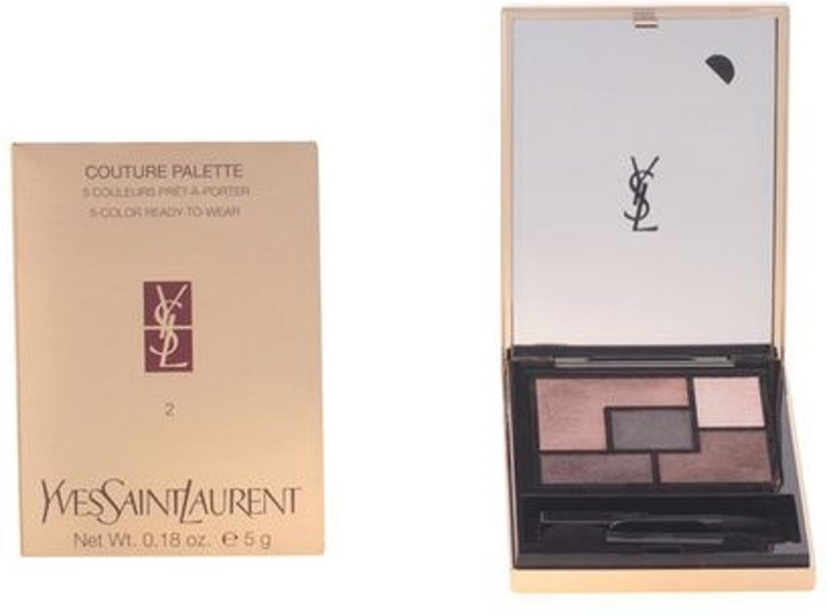 Yves Saint Laurent Couture Eye Palette Oogschaduw 1 st. - 05 - Surrealiste