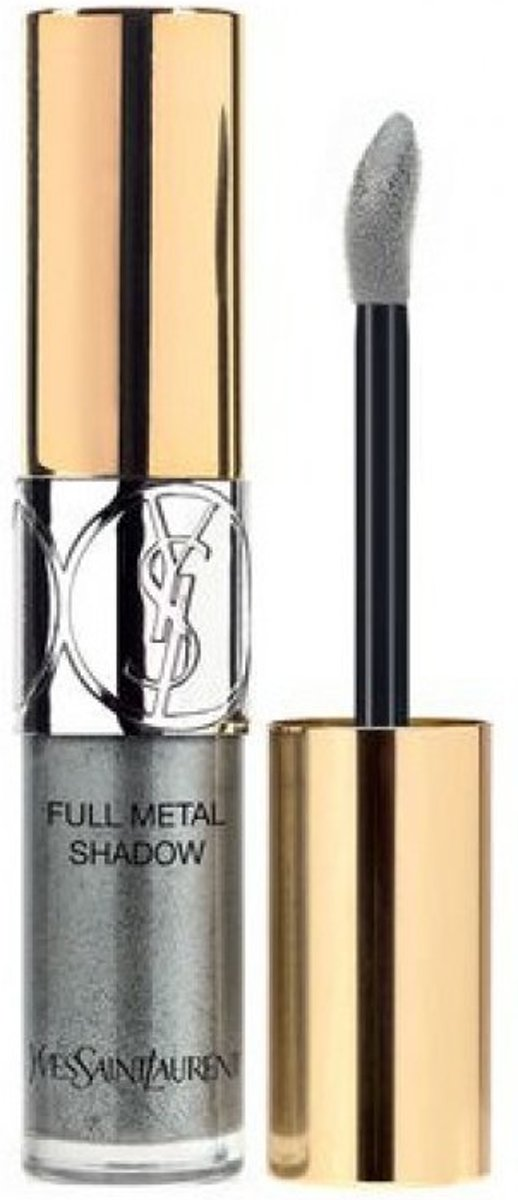 Yves Saint Laurent Full Metal Shadow Oogschaduw 1 st - 01 - Grey Splash
