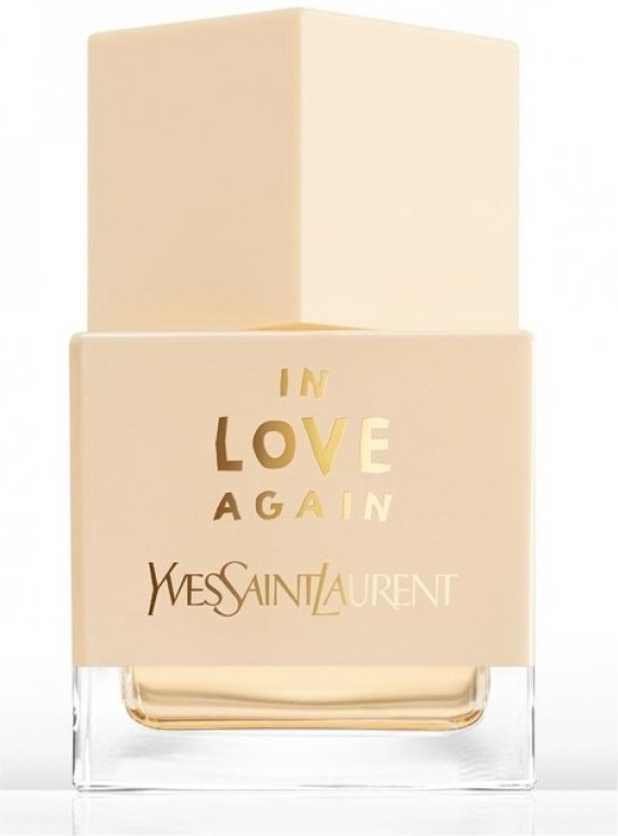 Yves Saint Laurent In Love Again Eau de Toilette Spray 80 ml
