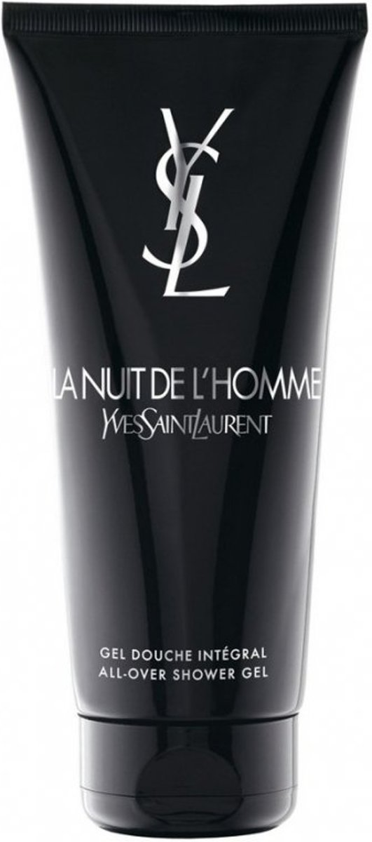 Yves Saint Laurent La Nuit De LHomme Douchegel 200 ml