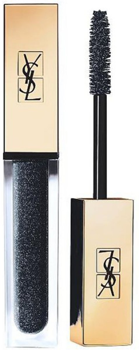 Yves Saint Laurent Mascara Vinyl Couture Volume Colour Impact Mascara 7 ml - 7 - Im The Storm