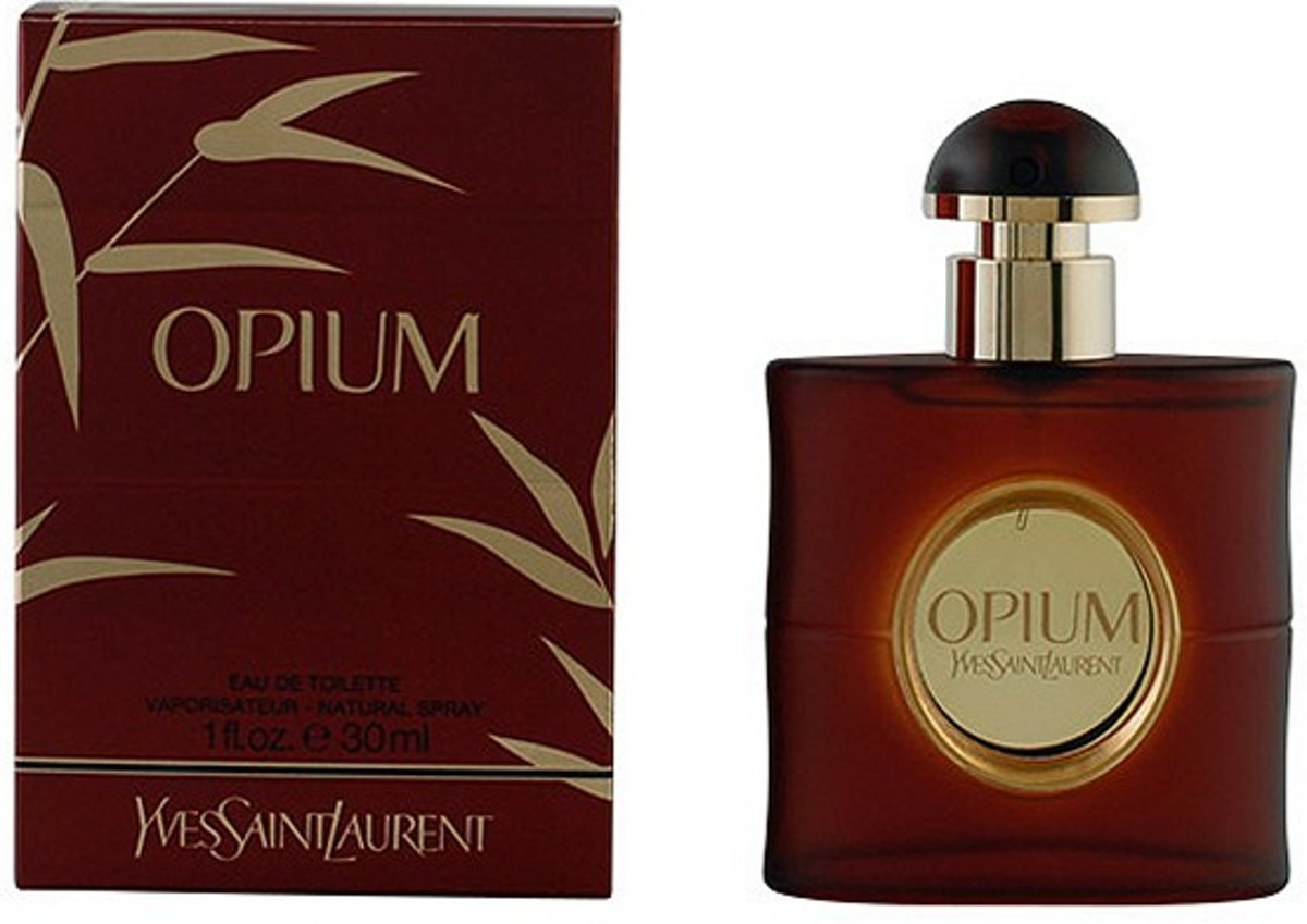 Yves Saint Laurent Opium Women EDT 120 ml
