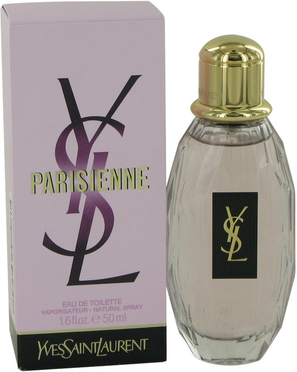 Yves Saint Laurent Parisienne - 50 ml - Eau de toilette