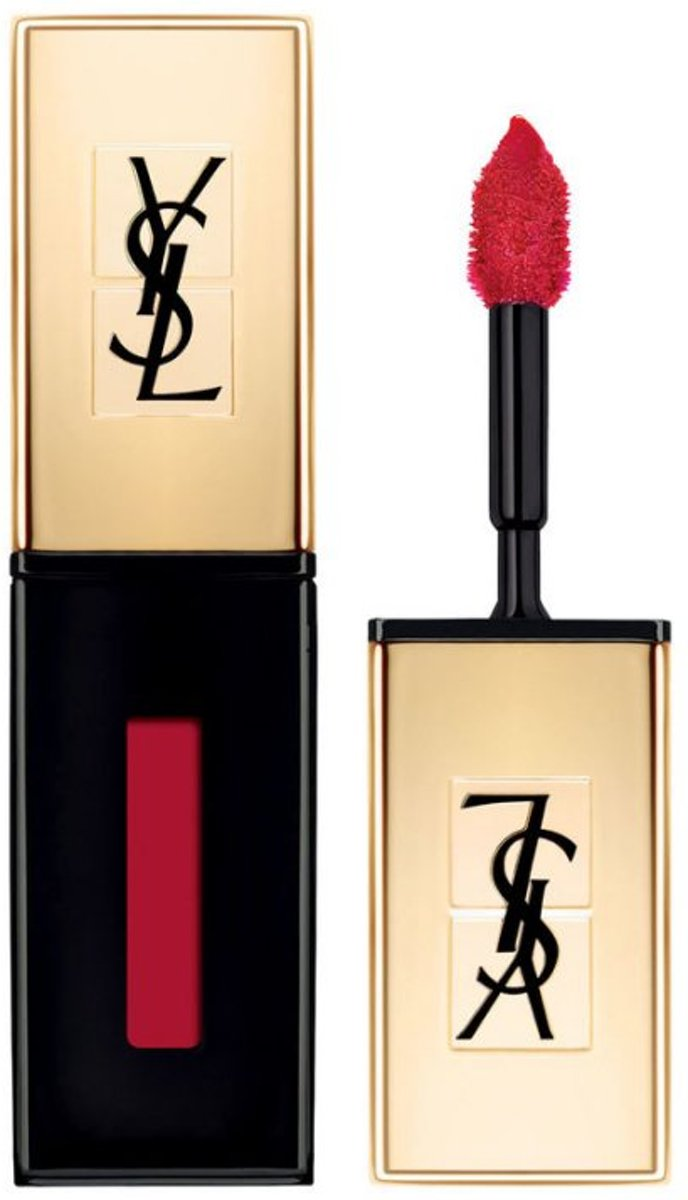 Yves Saint Laurent Rouge Pur Couture à Lèvres Glossy Stain Lipgloss 6 ml - 46 - Rouge Fusian