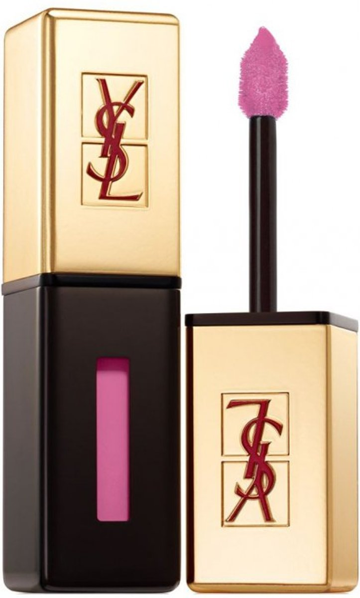 Yves Saint Laurent Rouge Pur Couture Vernis A Levres - 17 Encre Rose - Lipgloss