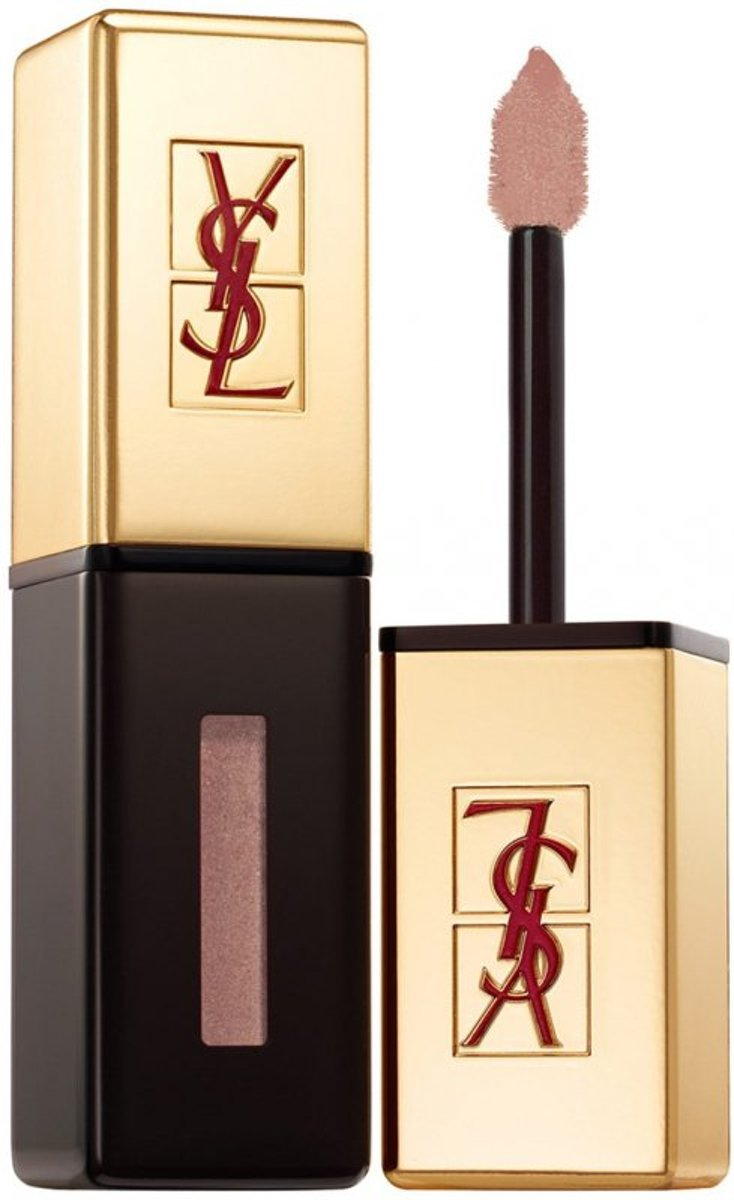 Yves Saint Laurent Rouge Pur Couture Vernis A Levres Rebel Nude - 105 Coral Hold Up