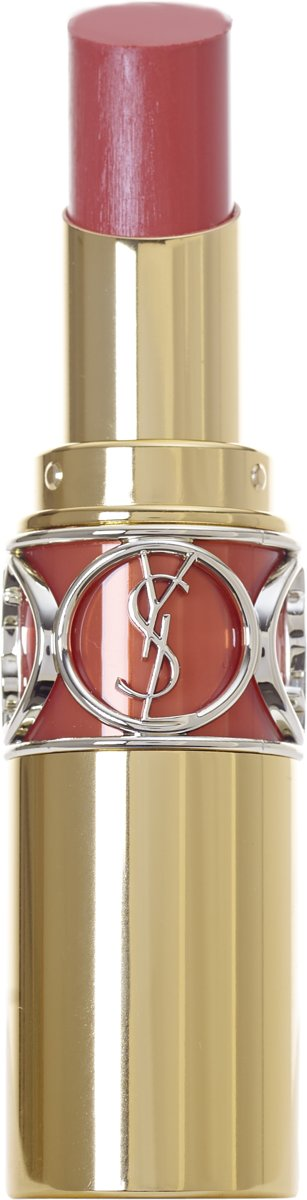 Yves Saint Laurent Rouge Volupte Shine - 16 Orange Impertinent - Lippenstift