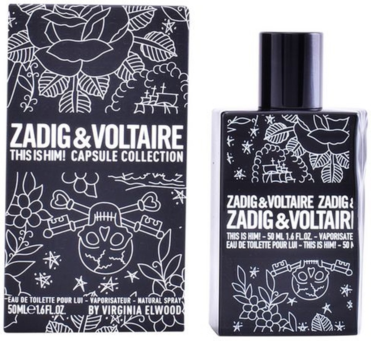 Herenparfum This Is Him! Capsule Collection Zadig & Voltaire EDT (50 ml)