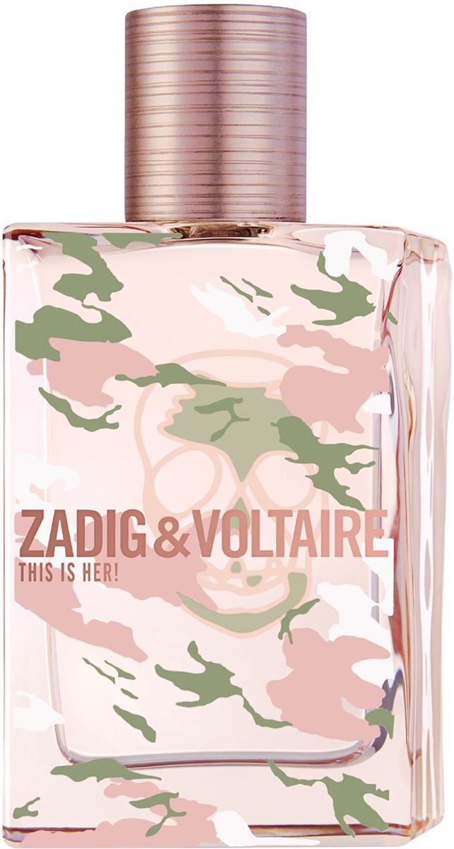 Zadig&Voltaire - This is Her! No Rules - 50 ml - Eau de Parfum