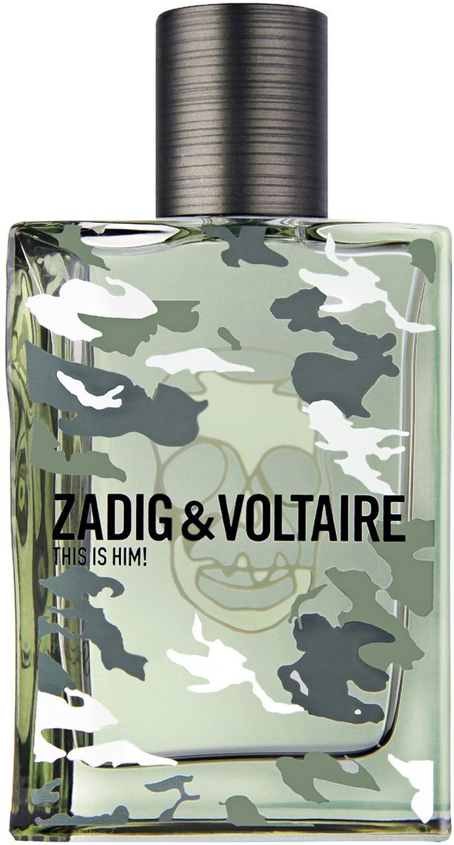 Zadig&Voltaire - This is Him! No Rules - 50 ml - Eau de Toilette