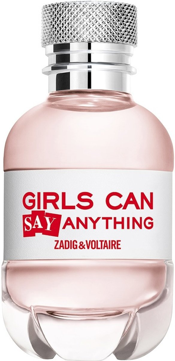 Zadig & Voltaire Girls Can Say Anything Eau de parfum - Damesgeur - 90 ml
