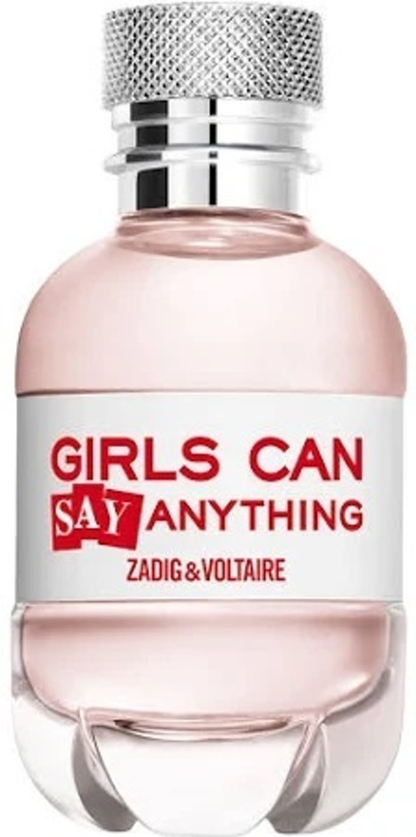 Zadig & Voltaire Girls can Say Anything - 50 ml Eau de Parfum