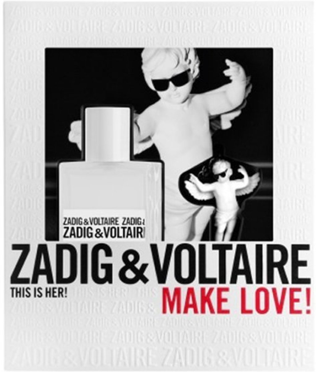 Zadig & Voltaire This is Her! Giftset 2 st.