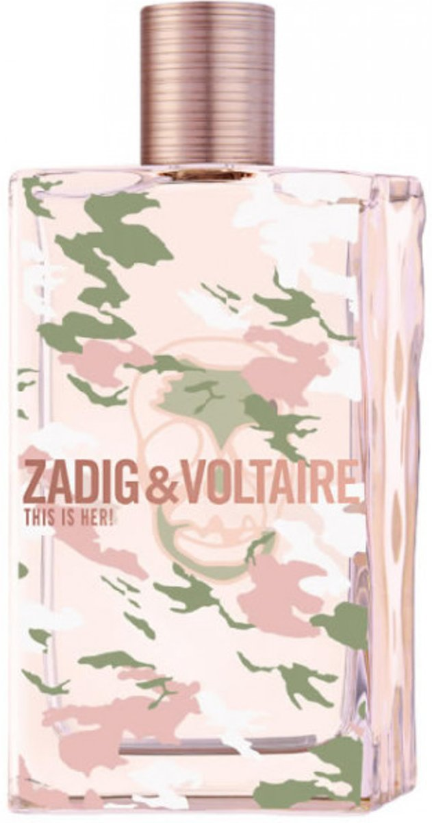 Zadig & Voltaire This is Her! No Rules Eau de Parfum 100ml