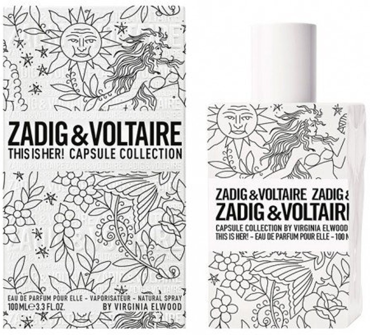 Zadig & Voltaire This is Her Capsule Collection edp 100 ml