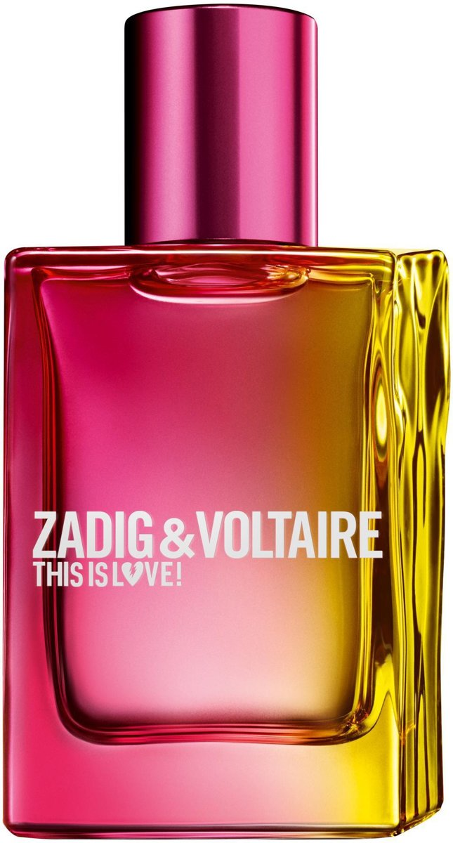Zadig & Voltaire This is Love! For Her Eau de parfum spray 100 ml