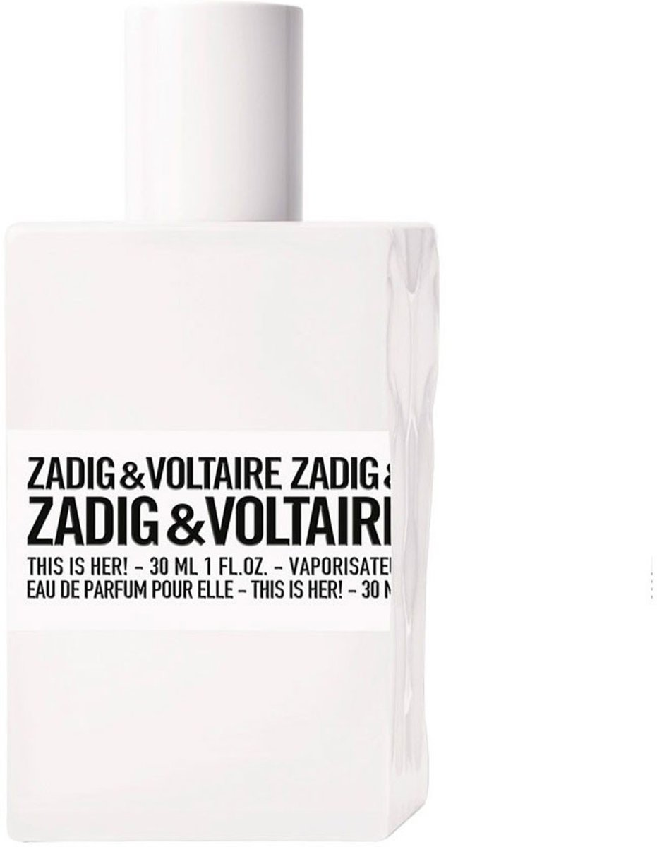 zadig & voltaire this is her! 30ml Eau de Parfum