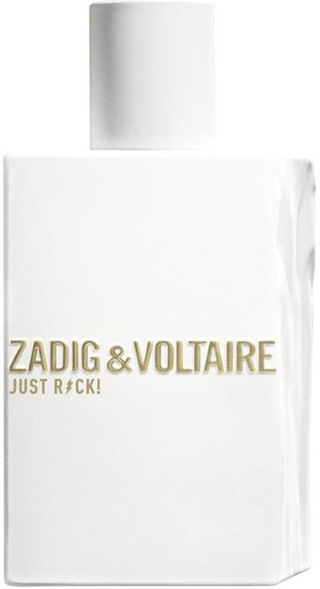 Zadig & Voltaire Just Rock! For Her - 50 ml - Eau de Parfum