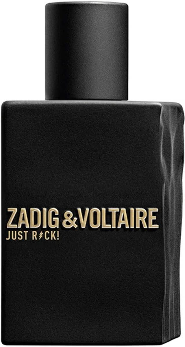 Zadig & Voltaire Just Rock! For Him - 50 ml - Eau de Toilette