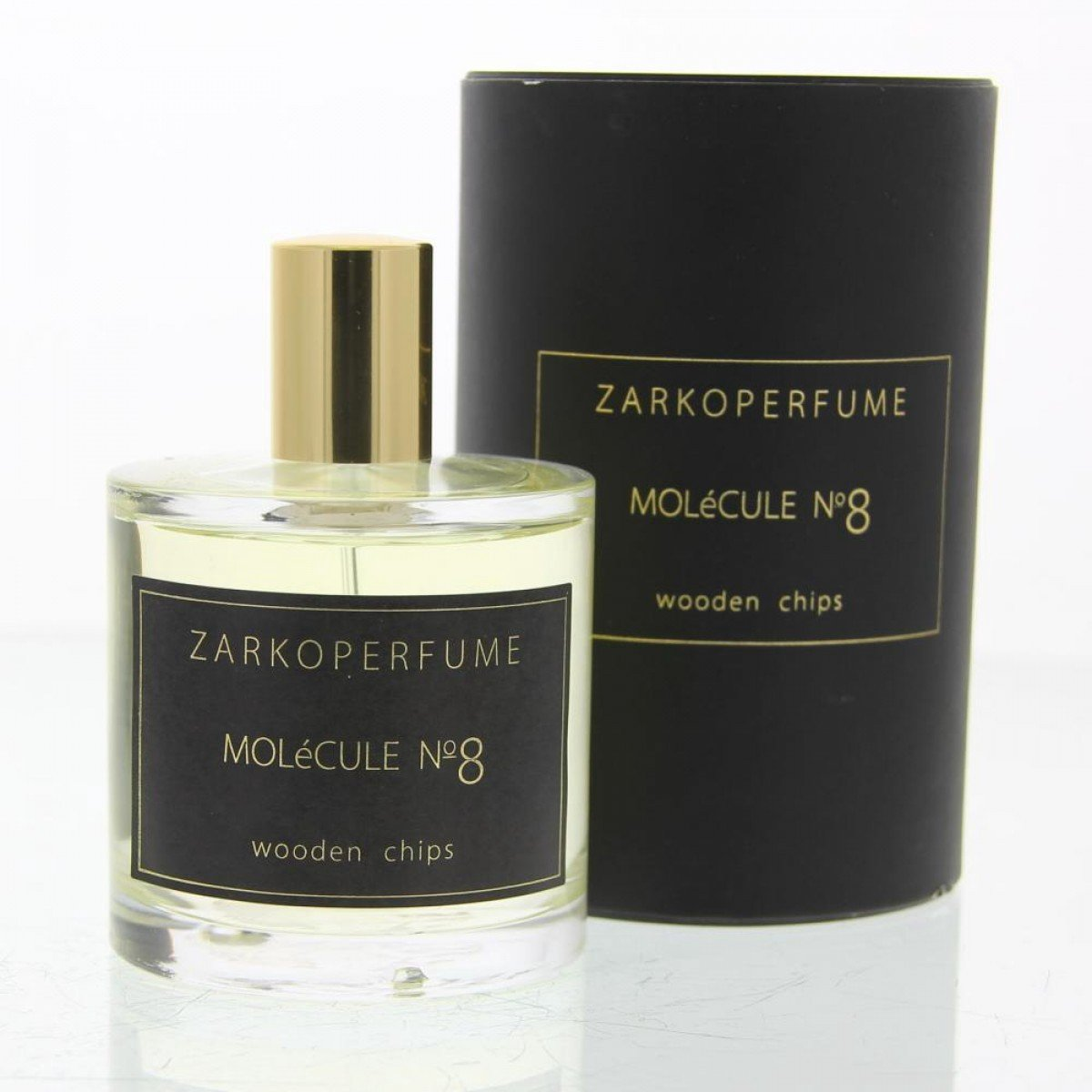 Zarkoperfume Molécule no.8 Wooden chips 100 ml