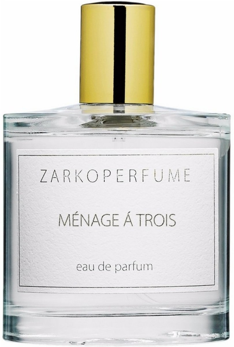 zarko - Zarko Menage A Trois Edp Spray 100ml