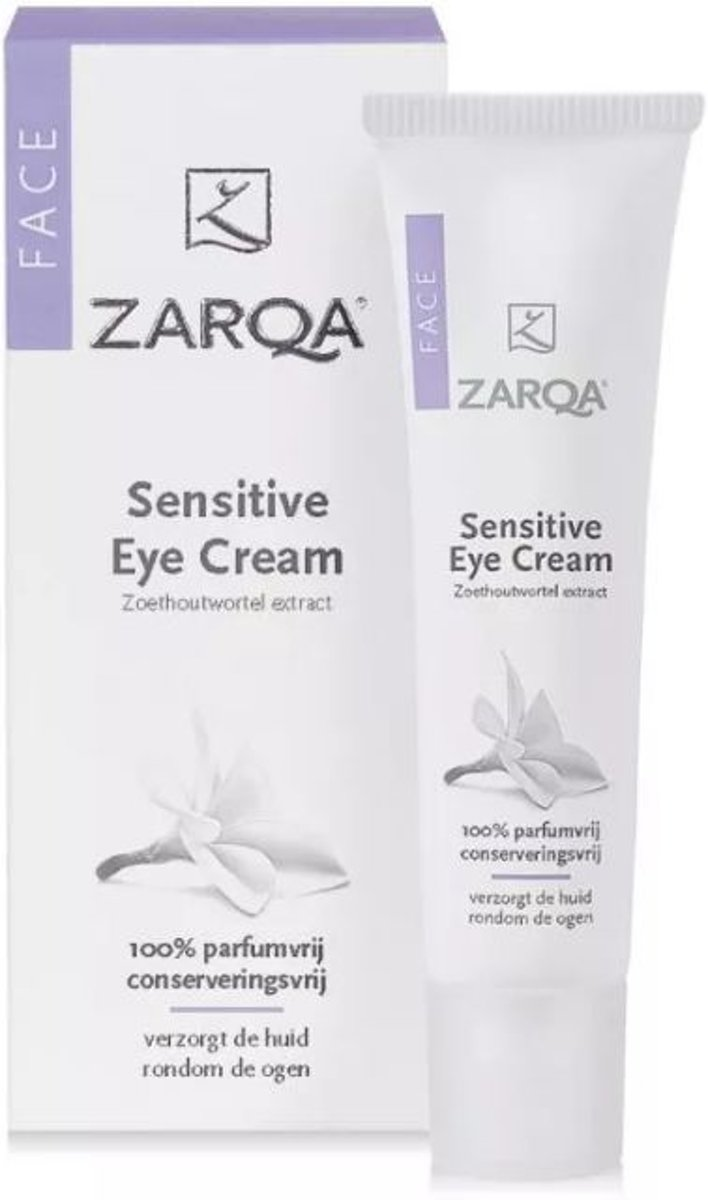 Zarqa Sensitive - 15 ml - Oogcrème