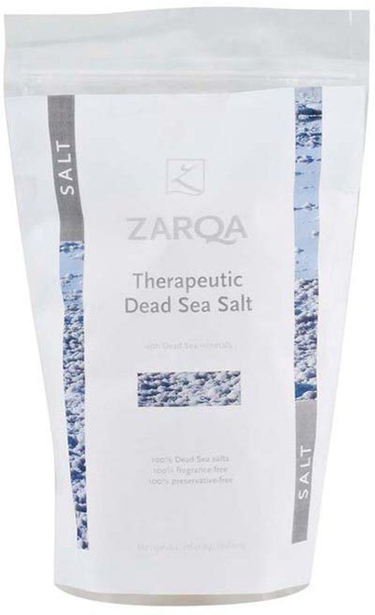 Zarqa Therapeutic Dead Sea - Zeezout - 1000 gr - Badzout