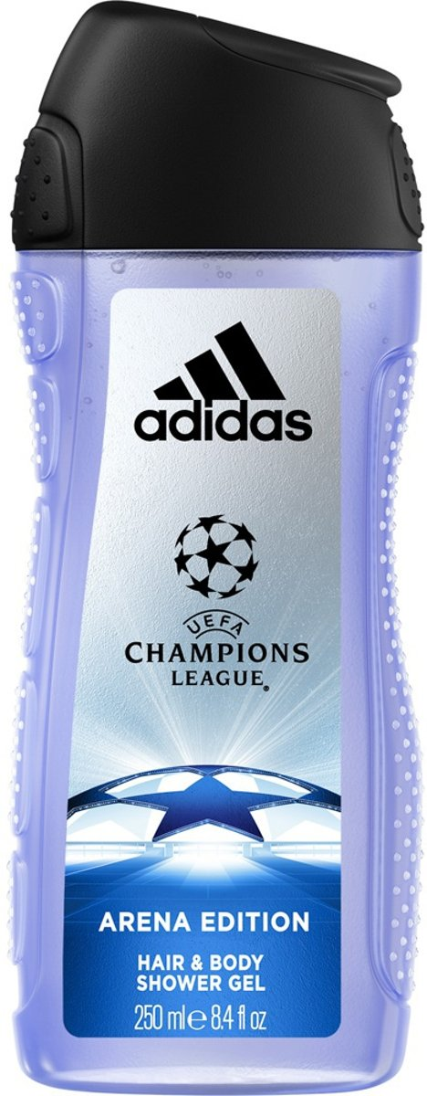 3x Adidas Champions League Douchegel Arena Edition