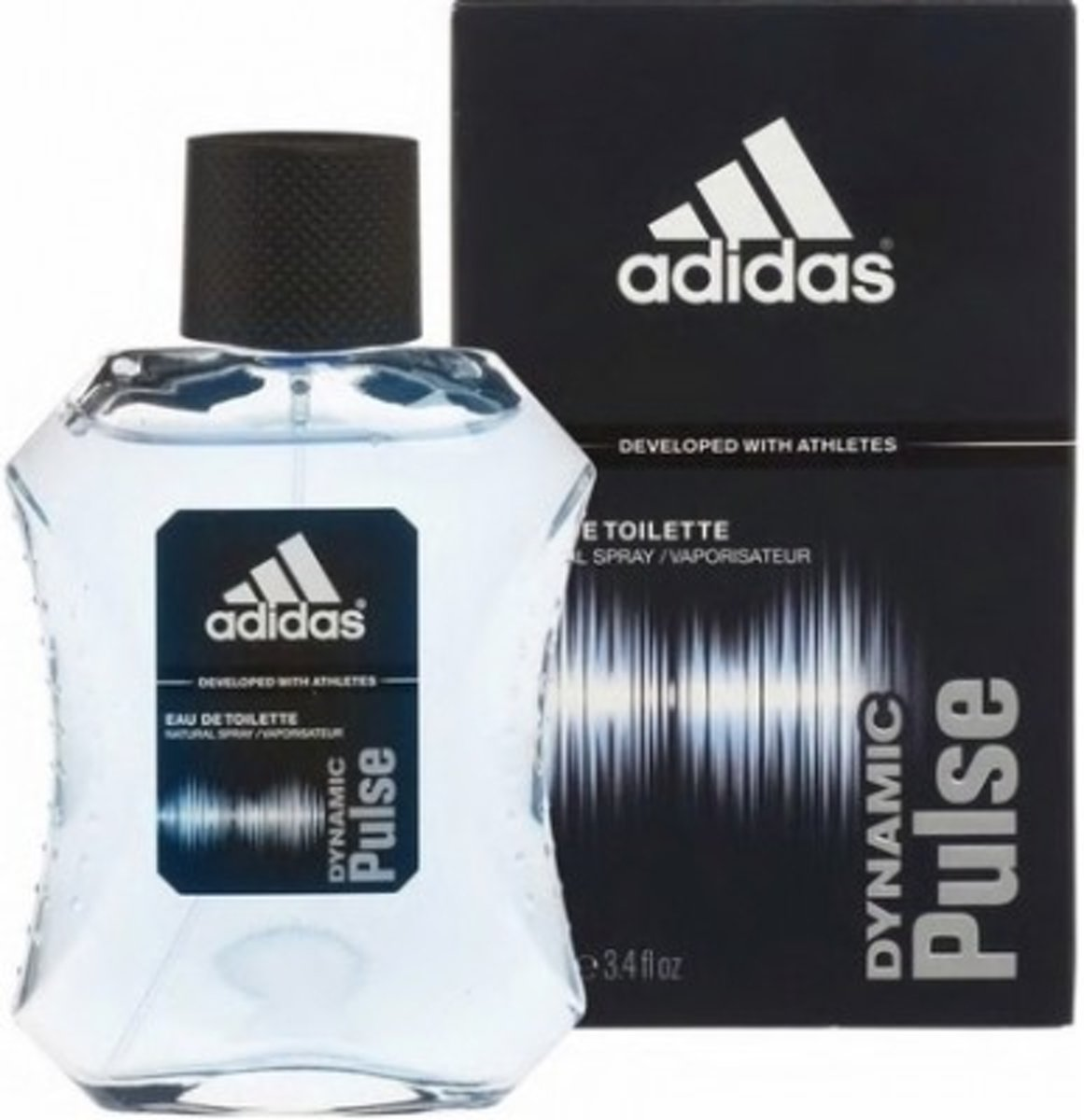 ADIDAS DYNAMIC PULSE - 100ML - Eau de toilette