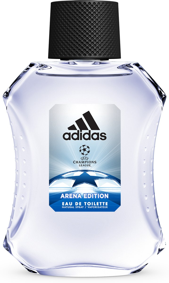 Adidas - Man - Champions League 3 - EDT - 100 ml
