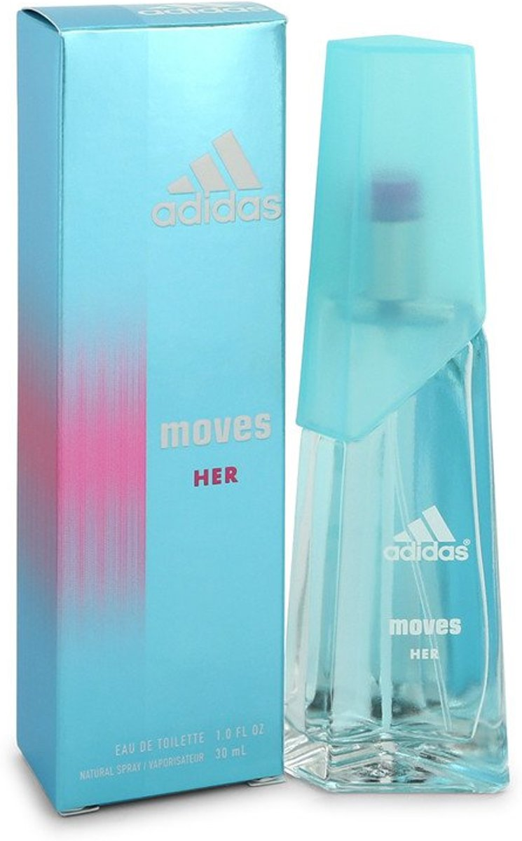 Adidas Moves eau de toilette spray 30 ml