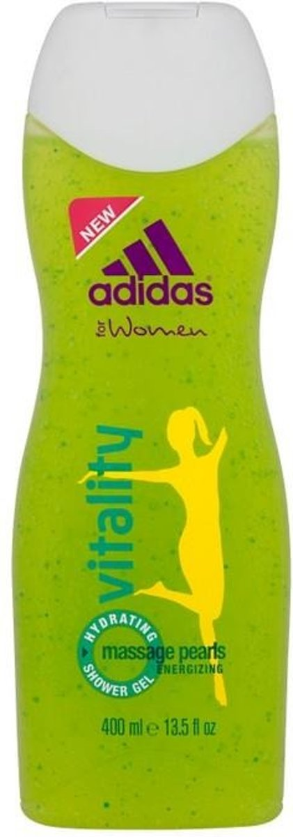 Adidas Shower Gel - Natural Vitality For Women 400ml