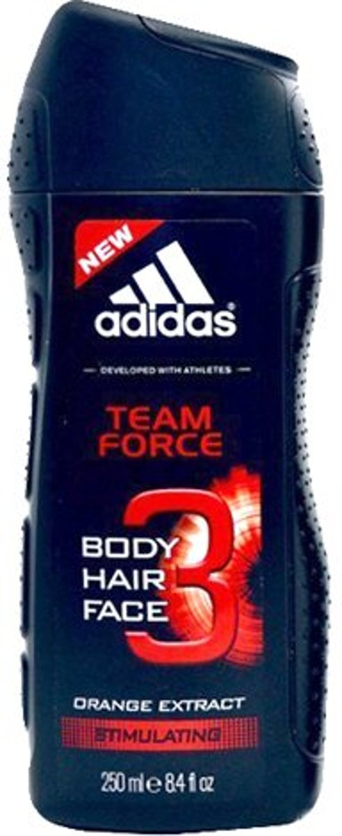 Adidas Team Force - 250ml - Douchegel