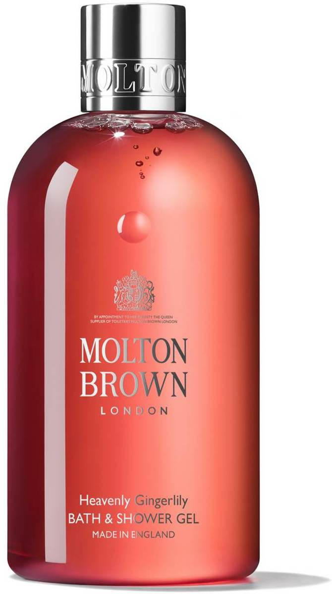 M. Brown Heavenly Gingerlily Bath & Shower Gel 300ml