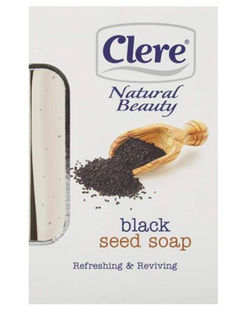 Clere - Natural Beauty - Black Seed - Soap 150g