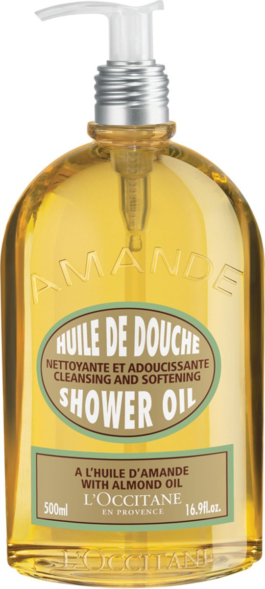 Almond Showeroil lOccitane 500 ml