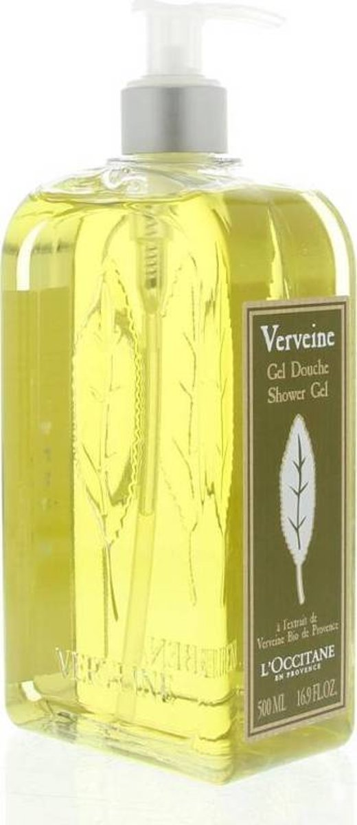 LOccitane Verveine Shower Gel 500ml