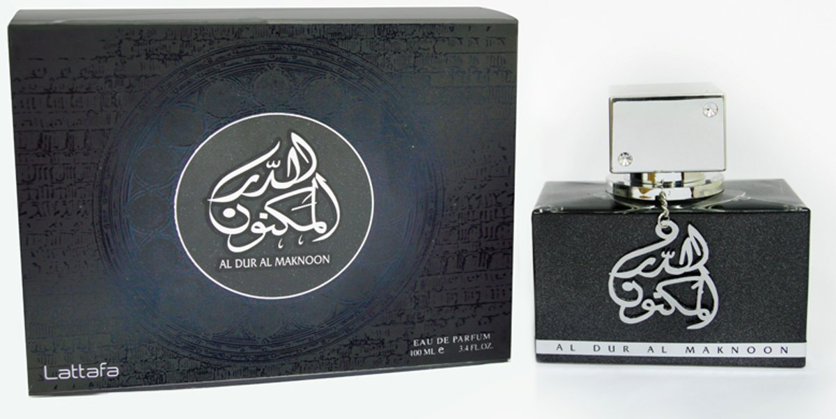 Al Dur Al Maknoon Silver By Lattafa 100ml, Creed Aventus Kloon