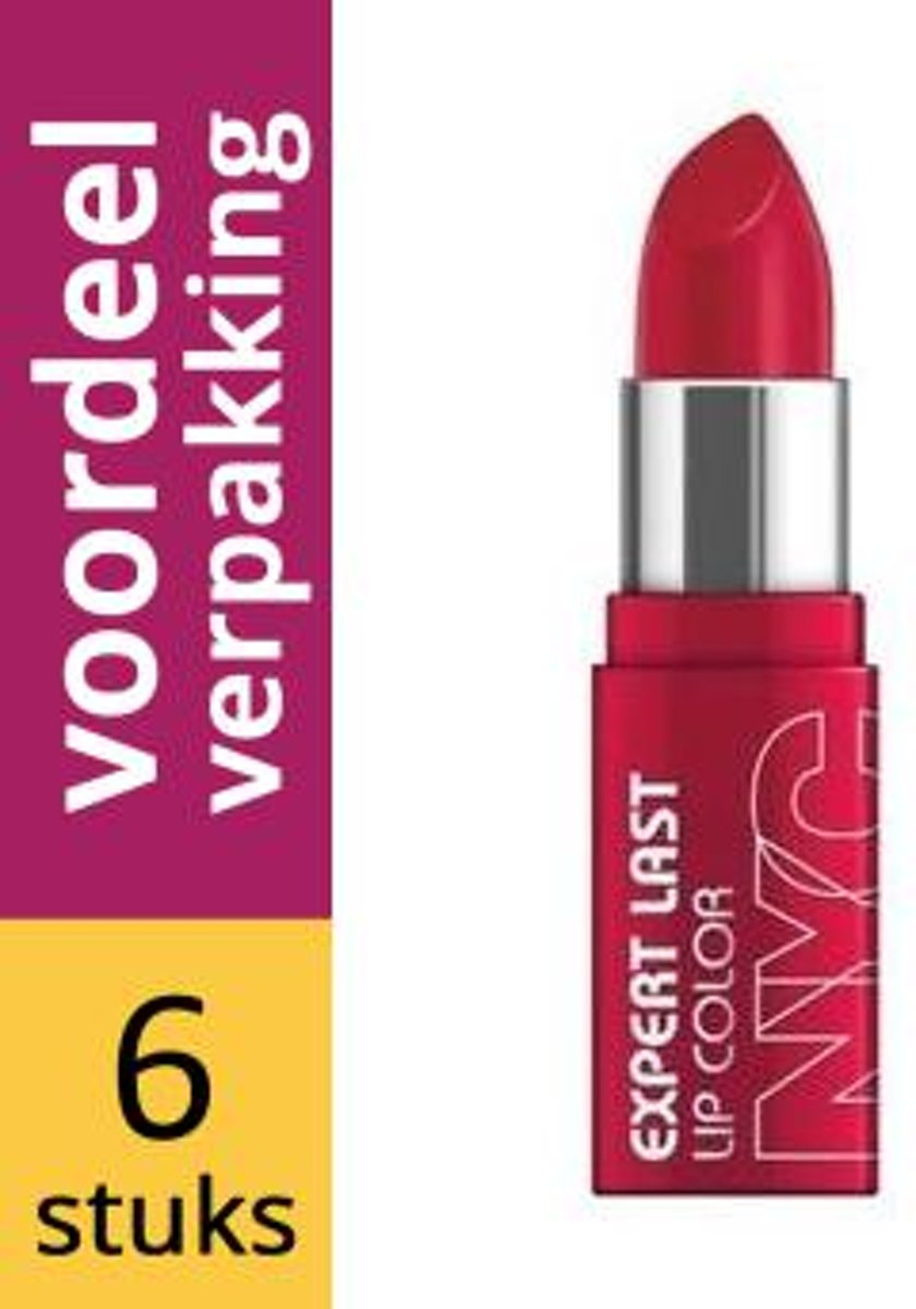 Nyc Expert Last Lip Colour Lipstick 441 Traffic Jame