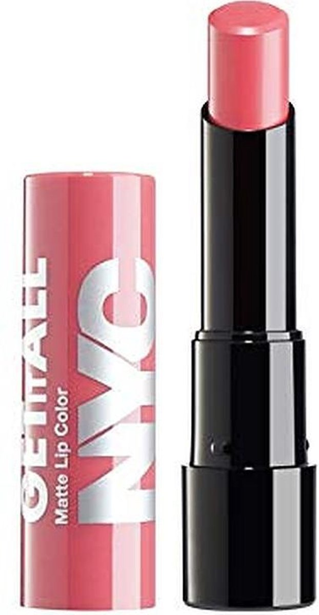 Nyc Get It All Matte Lippenstift 100 Rush In Nude York