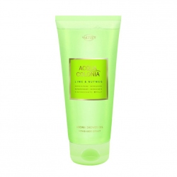 4711 Acqua Colonia Lime & Nutmeg Douchegel 200 ml